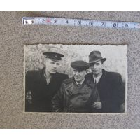 Фото старое Джентельмены эпохи Брест 1951 год