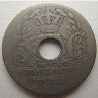 Нидерландская Индия 5 центов 1913 г. (u)