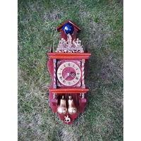 """Голландские Маятниковые Часы """"ZAANSE CLOCK"""" SMALL_7"""