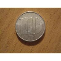 10 Геллеров 1992 (Чехия)