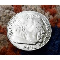 5 марок.игровой жетон третьего рейха 1939-1944.