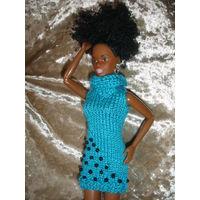 Платье для Барби (хэнд мэйд)