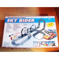 Большая железная дорога Skyrider (Машинки)