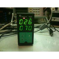 Измеритель терморегулятор