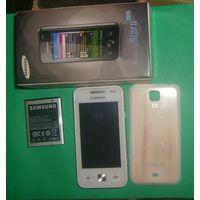 Мобильный телефон Samsung Star II DUOS GT-C6712  (б/у,требует не большого ремонта)