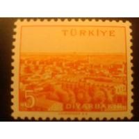 Турция 1958 г. Диярбакир