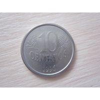 10 Сентаво 1996 (Бразилия)