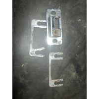 Лот 500. Часть замка багажника на кузове ВАЗ 2108, 2109, 21099. Старт с 1 рубля!