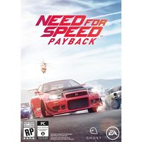 Need for Speed Payback (2017) 6DVD
