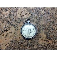Часы Молния хронограф,корпус,стекло,циферблат и стрелки.Старт с рубля.
