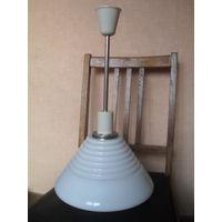 Советский светильник.Высота 52 см.