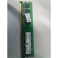 Оперативная память DDR2 1Gb Crucial PC-6400 CT12864AA800.M8FH (907298)
