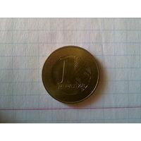 Ангола 1 кванза 2012