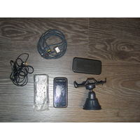 Nokia 5800 с комплектом