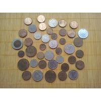 Монеты СССР, России и Украины