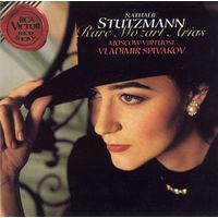 Nathalie Stutzmann Vladimir Spivakov Rare Mozart Arias