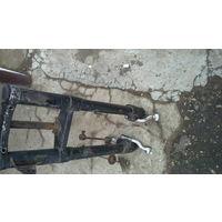 Короткорычажная вилка к 750
