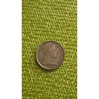 Колумбия 1 сентаво 1936 г ( тираж 1млн.540 )