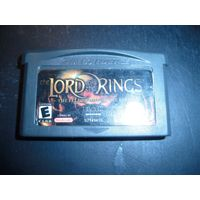 GBA the Lord of the Rings the Fellowship of the Ring