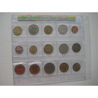 Набор монет 17 шт. для туристов