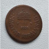 Венгрия 2 филлера, 1929 1-1-17