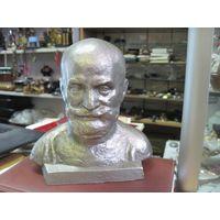 Академик И. Павлов, силумин, 16,5 см.