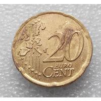 20 евроцентов 2002 Ирландия #04