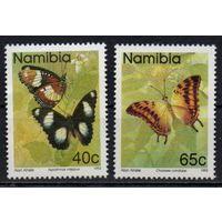 1993 Намибия Бабочки ** фауна