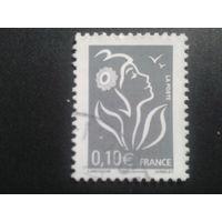 Франция 2006 стандарт 0,10