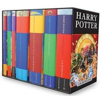 Harry Potter first edition set box