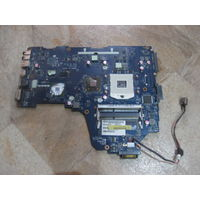 Материнская плата ноутбука toshiba c660, PWWHA LA-7201P