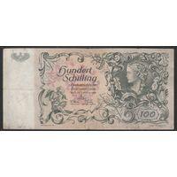 Австрия 100 шиллингов 1949 года. Редкая!
