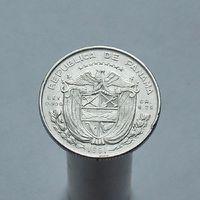 Панама 1/4 бальбоа 1961 СЕРЕБРО