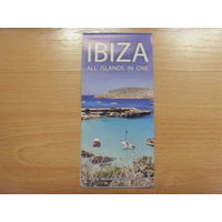 Карта (план) курорта Ибица Испания