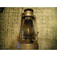 Лампа керосиновая б/у.