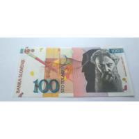 Словения 100 толаров 2003 г UNC