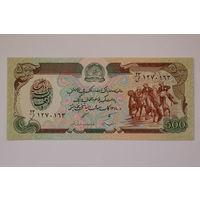 Афганистан 500 афгани,  UNC