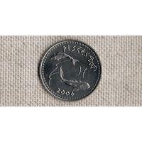 Сомалиленд 10 шиллингов 2006 /фауна/рыбы//FV/