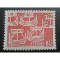 Исландия 1969 совм. выпуск скандинавов