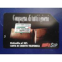 Италия бумажник 5.000 лир