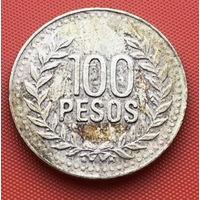 120-21 Колумбия, 100 песо 2008 г.