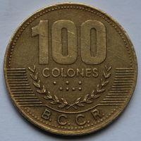 Коста-Рика, 100 колон 2000 г
