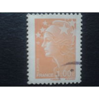 Франция 2008 стандарт 1,00