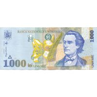 Румыния, 1.000 лей 1998 года.