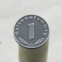 Германия 1 рейхспфенниг 1940 B