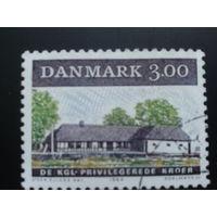 Дания 1984 королевская дача