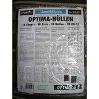 Упаковка для банкнот (10 листов) на 10 отделений 5S (Optima,Made in Germany)