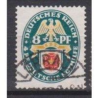 Германия\15а\.1929. Гербы Mi431