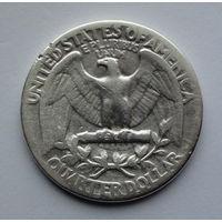 США 1/4 доллара. 1941. Washington Quarter