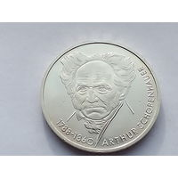 KM# 168 10 MARK 15.5000 g., 0.6250 Silver 0.3114 oz. ASW, 33 mm.